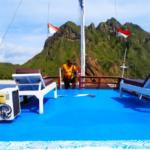 Tujuan Wisata dan Kegiatan Tamu Ketika Berlayar Dengan Kapal Wisata Di Indonesia